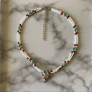 """Dainty """"Vaquerita"""" choker necklace"""